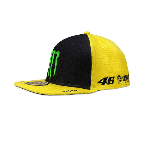 Cap adjustable Monster sponsor VR46 official collection
