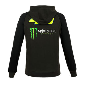 Zip hoody men's official VR46 Monster Valentino Rossi Collection