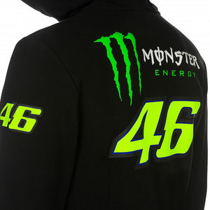 Hoodie fleece Monster 46 official collection
