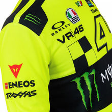 Load image into Gallery viewer, T-shirt VR46 Monza long sleeve official collection