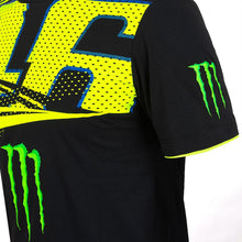 Load image into Gallery viewer, T-shirt VR46 Monster official sponsor