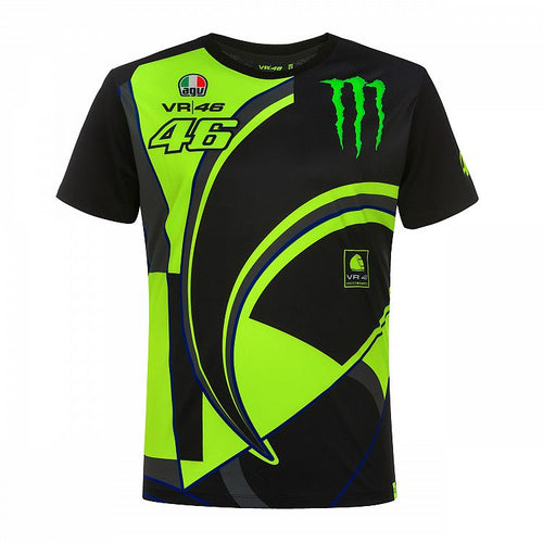 T-shirt Monster VR46 official collection