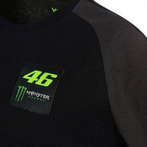 T-shirt Monster VR46 black official collection