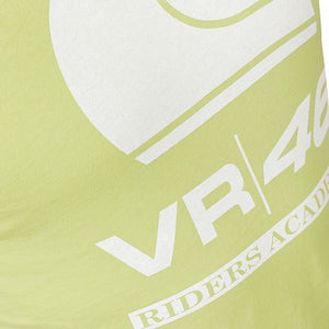 T-Shirt Riders Academy VR46 yellow official colletion