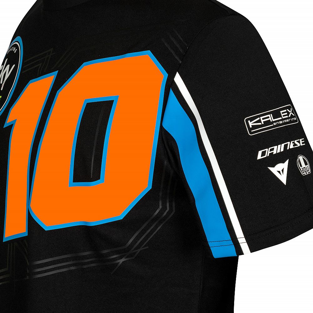 T-shirt Sky racing team VR46 Luca Marini official collection