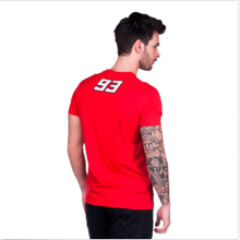 Load image into Gallery viewer, T-shirt official collection Marc Marquez 93 ant