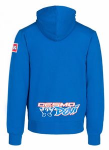 Hoodie fleece Andrea Dovizioso official collection