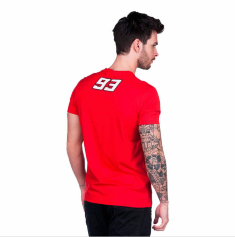 Marc Marquez 93 ant red t-Shirt official collection