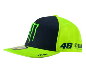 Cap Rossi VR46 Monster Sponsor Fluo official collection