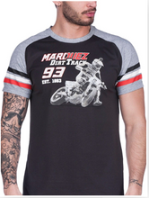 Load image into Gallery viewer, Marc Marquez 93 flat track official T-Shirt