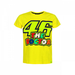 T-shirt Kid 46 The Doctor yellow official collection