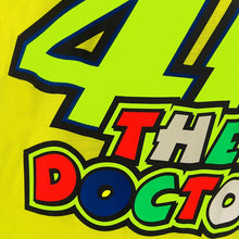 Load image into Gallery viewer, T-shirt Kid 46 The Doctor yellow official collection