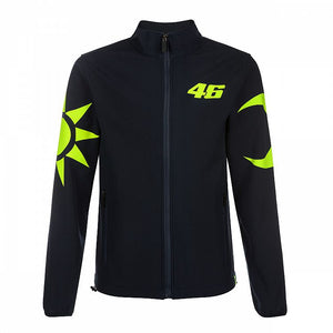 VR46 Jacket Sun and Moon official collection