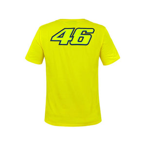 Valentino Rossi Yellow-Multi Cupolino T-Shirt VR46 MotoGP Limited Edition