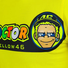 Load image into Gallery viewer, Valentino Rossi Yellow-Multi Cupolino T-Shirt VR46 MotoGP Limited Edition