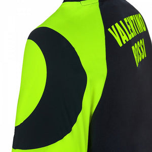 T-shirt Sun and Moon helmet VR46 official collection