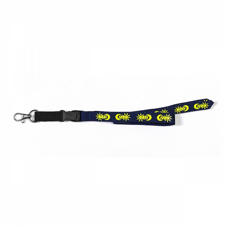 Lanyard sun and moon neck key ring official Valentino Rossi 46 collection