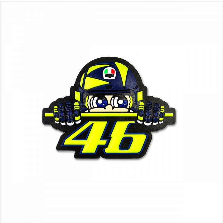 Magnet Cupolino VR46 official collection