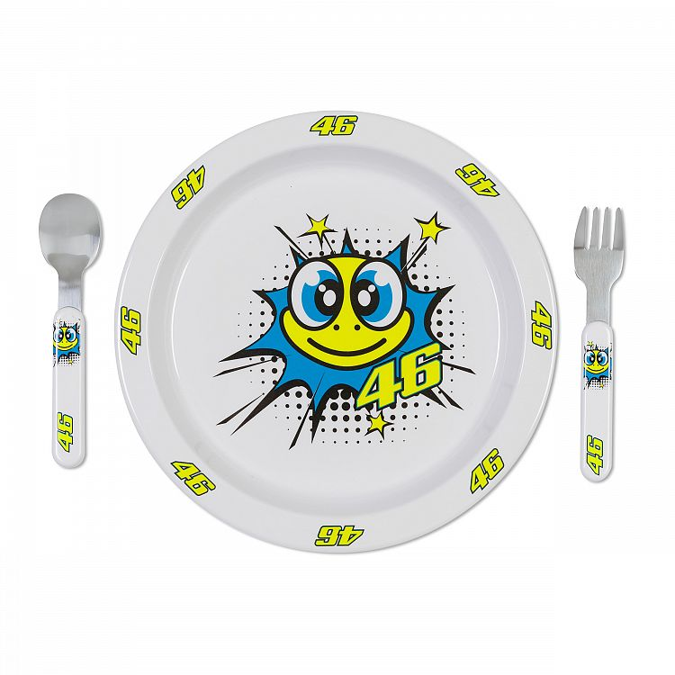 Baby meal set Tarta VR46 official collection