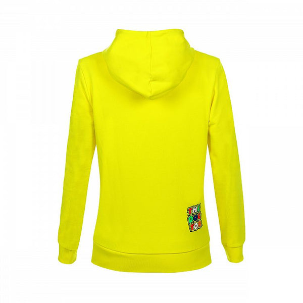 Hoody fleece 46 Stripes woman official collection