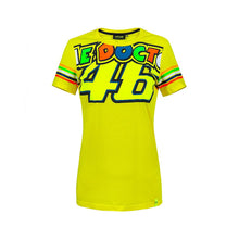 Load image into Gallery viewer, T-shirt The Doctor VR46 woman official Valentino Rossi collection