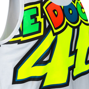 Tanktop The Doctor VR46 woman official collection