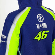 Load image into Gallery viewer, Hoodie fleece Yamaha VR46 woman official collection