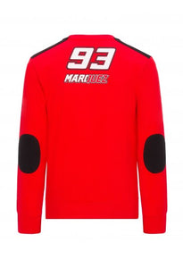 Sweatshirt Marc Marquez 93 official collection
