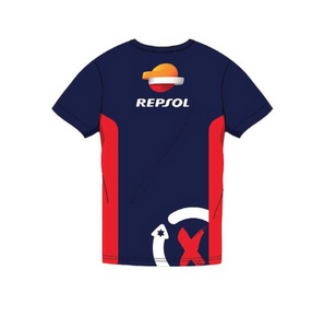 T-shirt Repsol Honda Jorge Lorenzo 99 MotoGP official collection