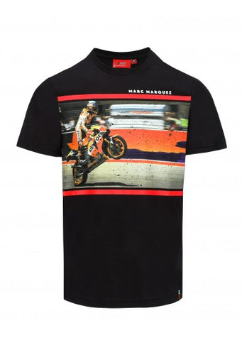 Marc Marquez 93 motorbike t-shirt official collection