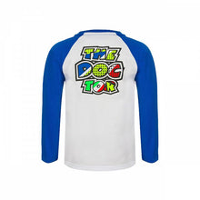 Load image into Gallery viewer, T-shirt kid long sleeve Pop Art VR46 official collection