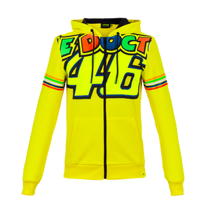 Hoodie Valentino Rossi The Doctor VR46 men's official collection