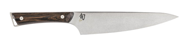 Used Shun Kanso 8-Inch Chef's Knife (Model SWT0706)