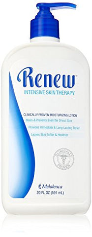 Melaleuca Renew Intensive Skin Therapy Lotion 20 Ounce with Pump