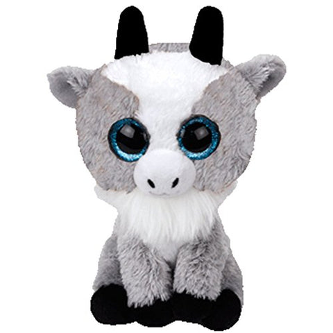 Ty Beanie Boos GABBY - Goat Reg 6  15cm Regular (free gift with purchase)