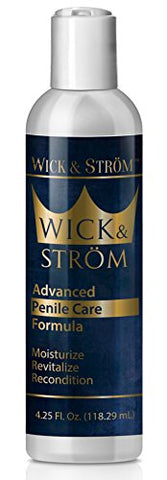 Penile Health Cream  Formulated To Improve Circulation - Natural Ingredients - Helps Increase Penis Sensitivity and Reduce Dry, Cracked, Irritated Skin - 4.25 oz.