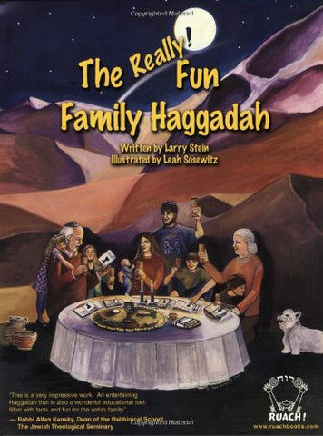 The Really! Fun Family Haggadah