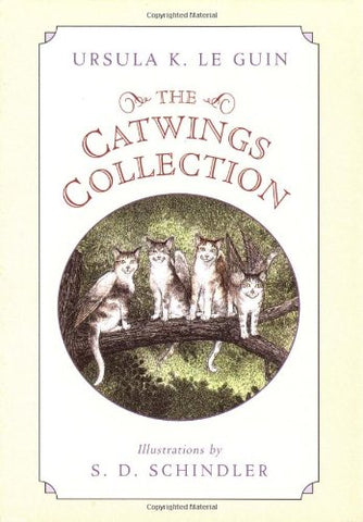 The Catwings Collection (4 Volume Set)