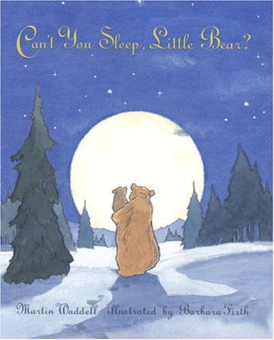 Can't You Sleep, Little Bear?: Special Anniversary Printing