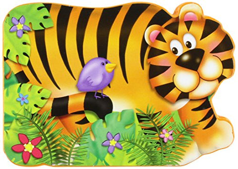 Chunky Animals: Tiger (My Chunky Friend Story Book)