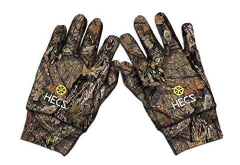 Hecs Suit Deer Gloves With Human Energy Concealment Technology - Protect Your Hands From Exposure Without Sacraficing Comfort - Available In Two Sizes Small/Medium &Amp; Large/Xl | Small/Medium