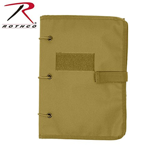 Rothco Hook &Amp; Loop Patch Book, Coyote