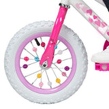Ride Along Dolly Bike Spoke Beads Colorful Wheel Spoke Beads (30 Pcs)
