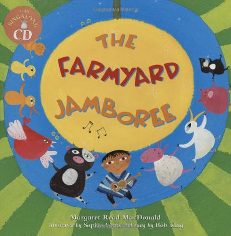 The Farmyard Jamboree PB w CD