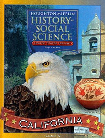 United States History: Early Years: Grade 5, History-Social Science California