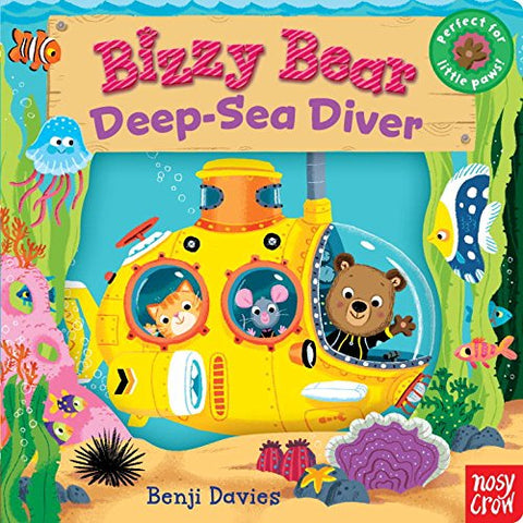 Bizzy Bear: Deep-Sea Diver