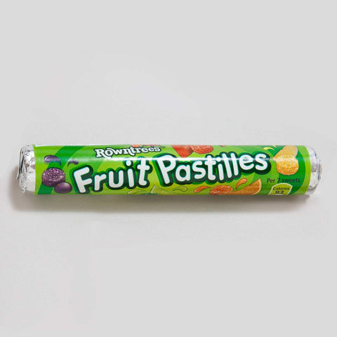 Rowntrees Fruit Pastilles Tube Case Of 48