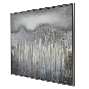 Misty Day II Hanging Artwork