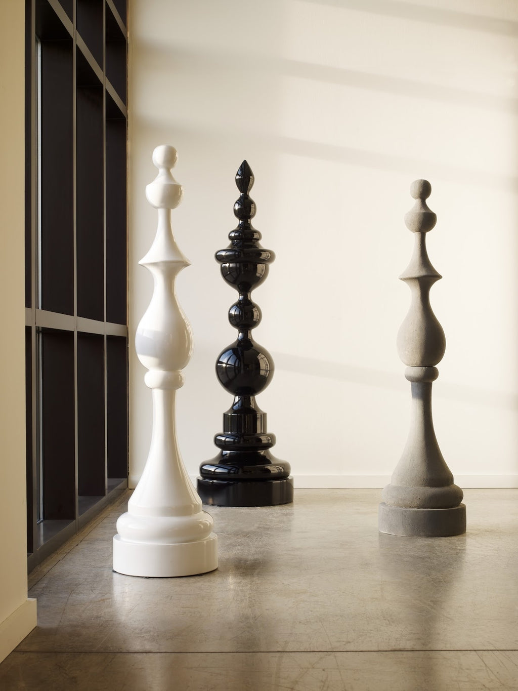 Chess Sculpture (White)
