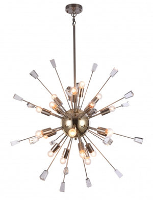 Plexi Chandelier Light